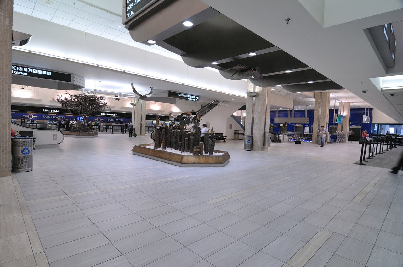 Tampa International Main Terminal Modernization