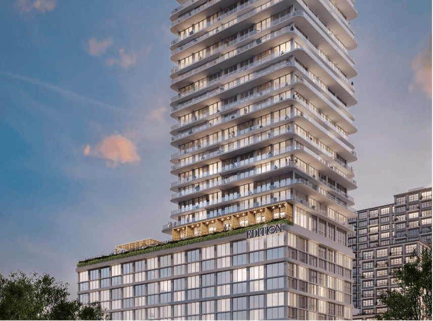 The Residences at The Tampa EDITION