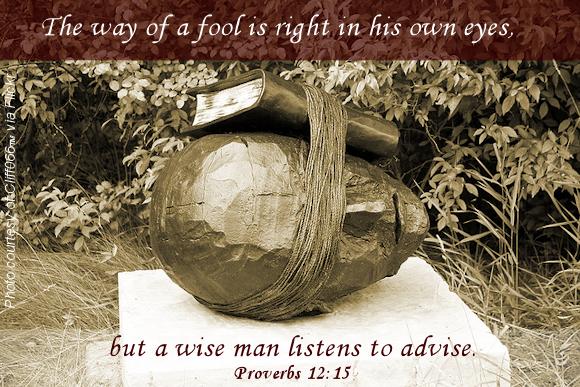 SEEK WISE COUNSEL
