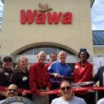 Governor Rick Scott Attends Opening of Wawa Store in Orlando
