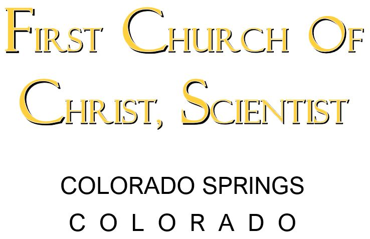 Christian Science Colorado Springs Logo