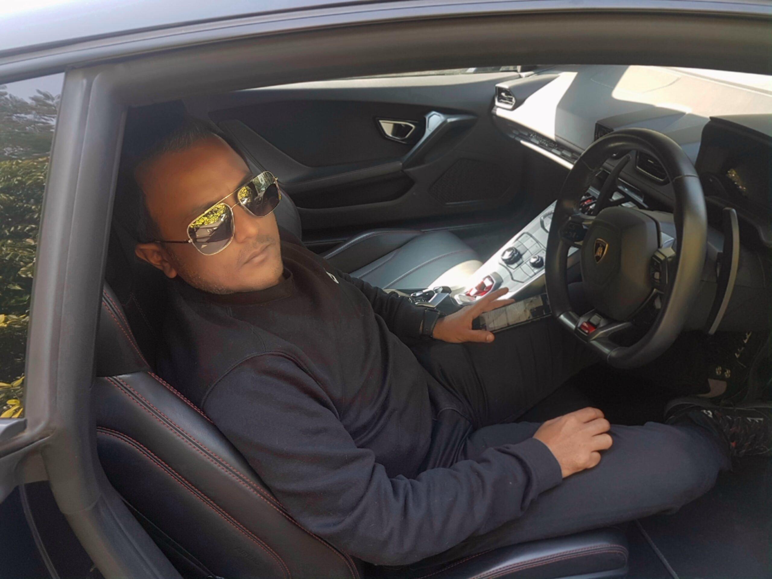 Saurabh Gupta - PCH Auto World - luxury car dealers in delhi