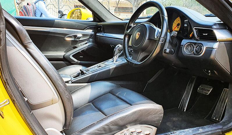 Porsche 911 Carrera S full