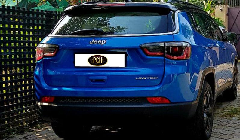 Jeep Compass 1.4 Ltr Petrol full