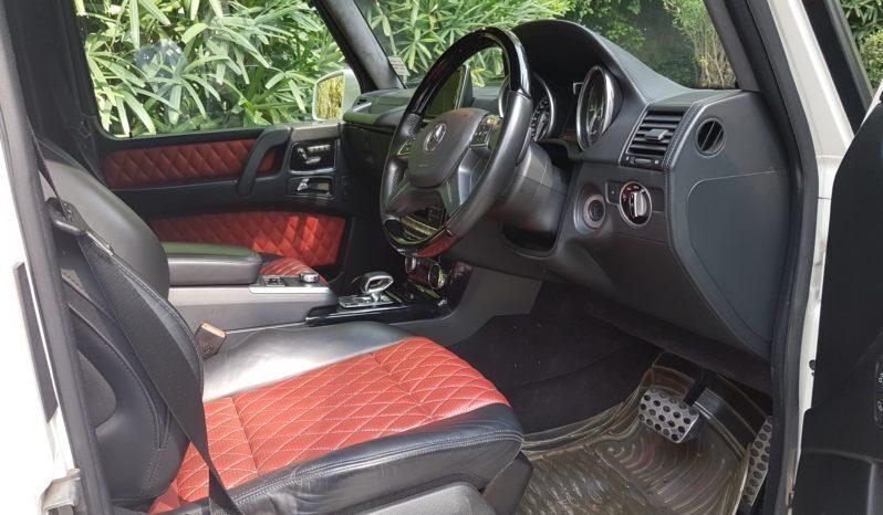 Mercedes G63 AMG full