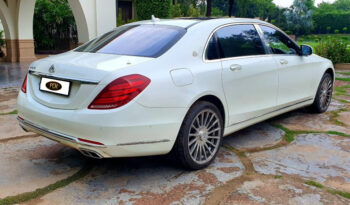Mercedes MAYBACH S500 full