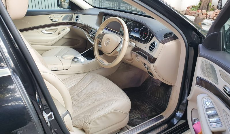 MERCEDES S350 CDI full