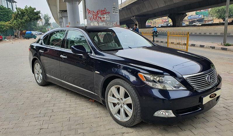 Lexus LS600HL full