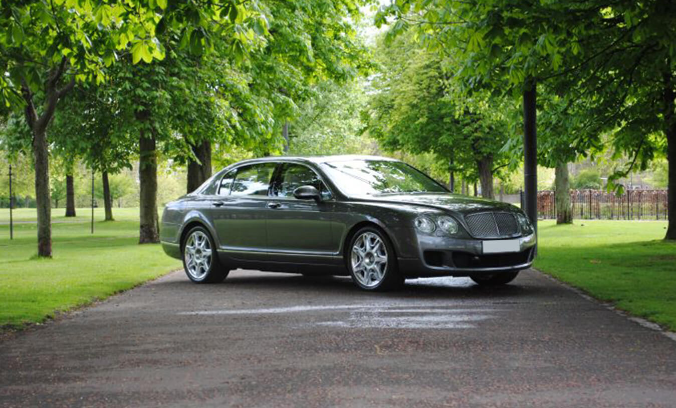 Bentley - PCH Auto World- second hand luxury cars in gurgaon