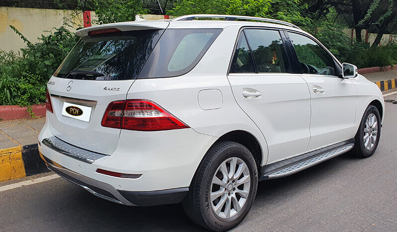Mercedes ML250 CDI full