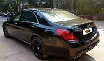 Mercedes S500 Launch Edition full
