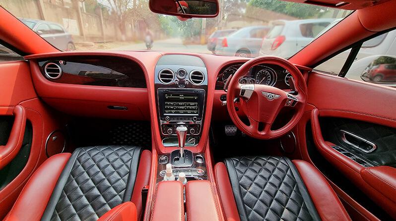 Bentley Continental GT V8 full