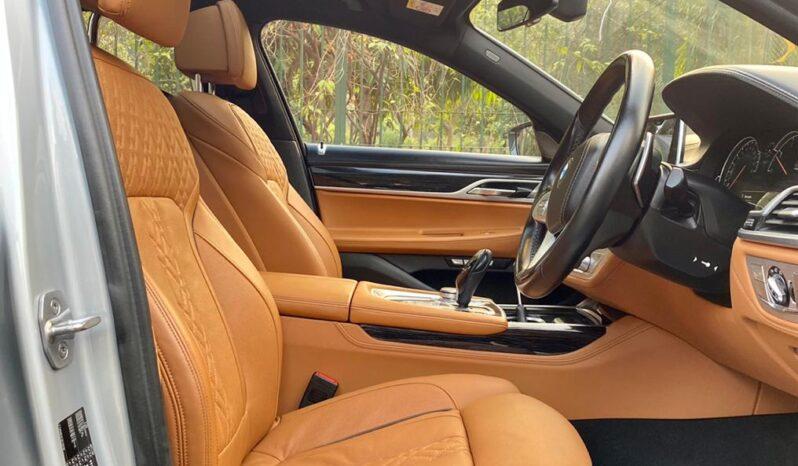 BMW 730LD M-Sport full