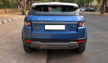 Range Rover Evoque Pure full