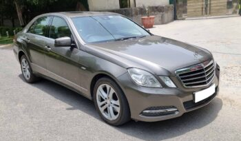 Mercedes E250CDI full