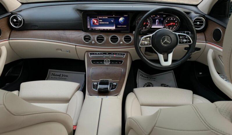 Mercedes E200k Exclusive full