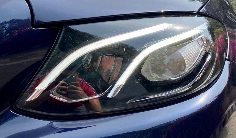 Mercedes E220d LWB Exclusive full