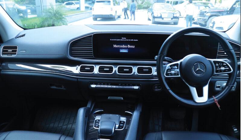 Mercedes GLS 400D full