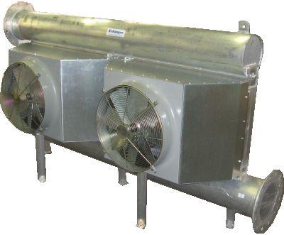 High Capacity Blower Aftercooler AA-1750-2