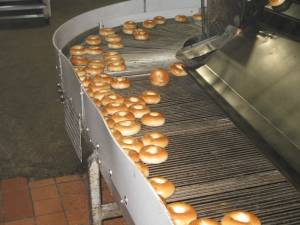Xchanger heat exchangers are used in bakeries