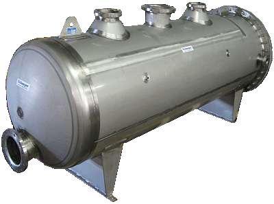 Compressor Discharge Landfill Gas Dehumidifier