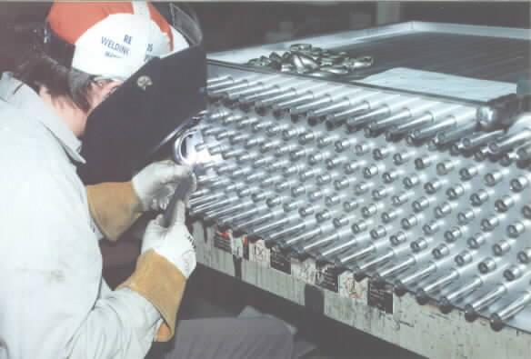 Xchanger heat exchanger manufacturing
