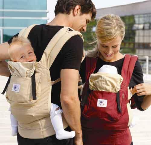 Ergo-baby-Carrier