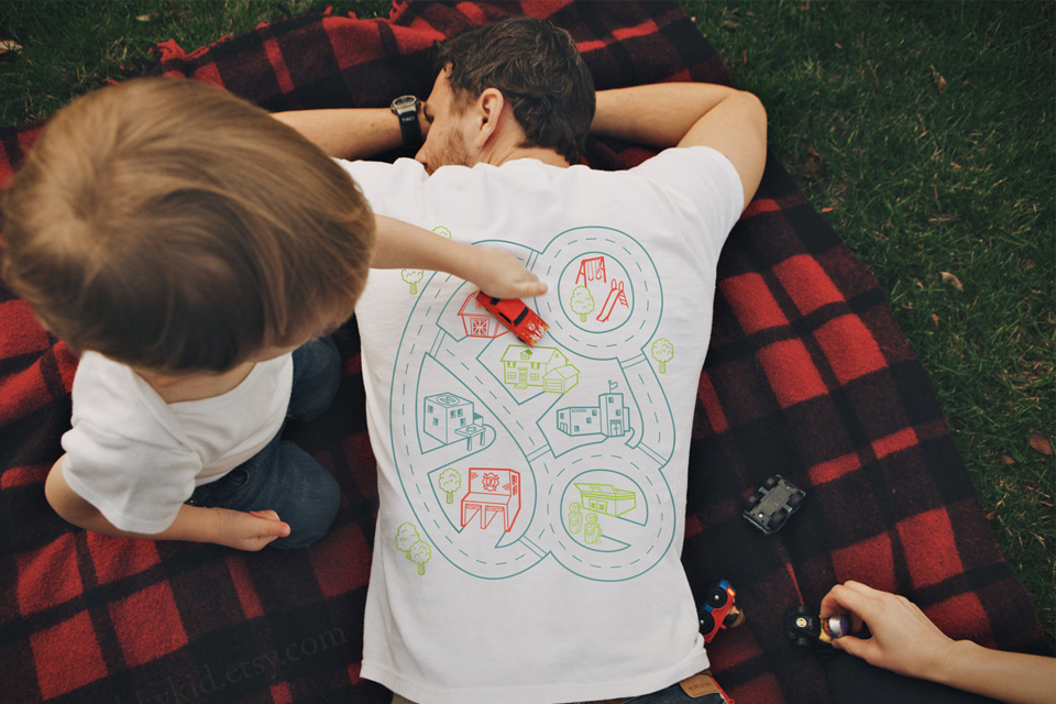 playtime-back-massage-t-shirt-xl