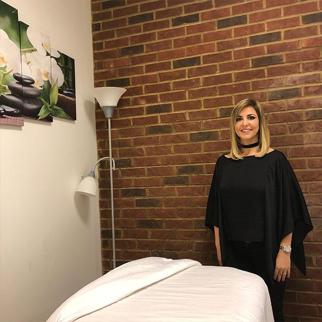 Visit Adriane Smith, our skincare specialist!
