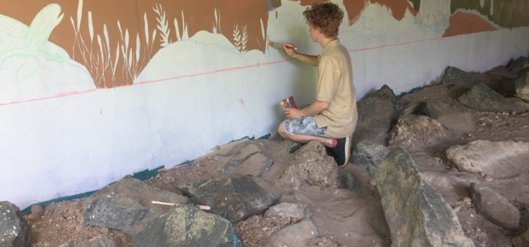Mural Project Update 11