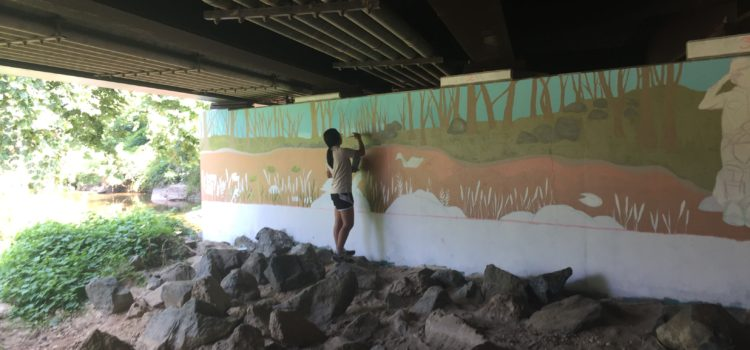 Mural Project Update 12
