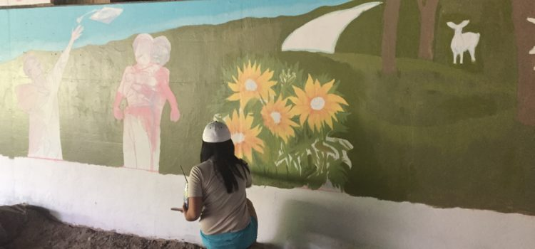 Mural Project Update 13