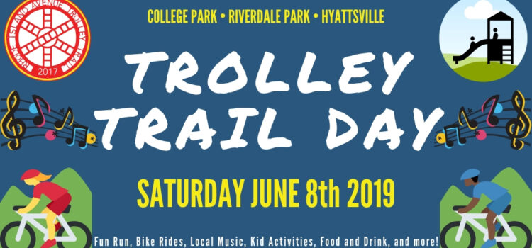 TROLLEY TRAIL DAY – June 8th!
