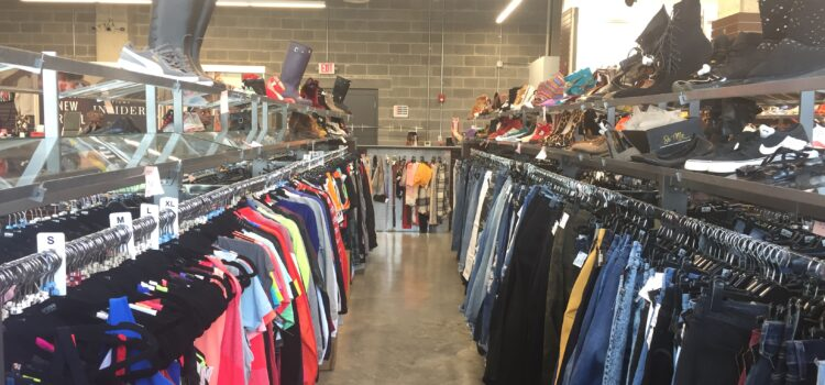Finding Sustainable and Affordable Fashion in College Park