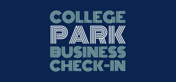 College Park Business Check-in