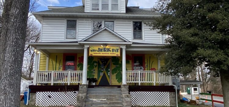 Jerk Pit; Authentic Jamaican Food in College Park