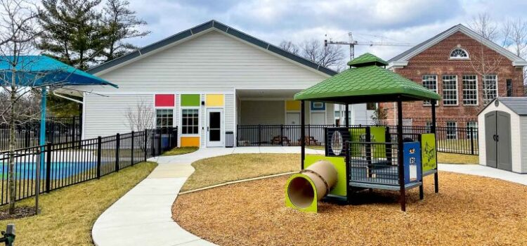 The University of Maryland Child Development Center is now open!