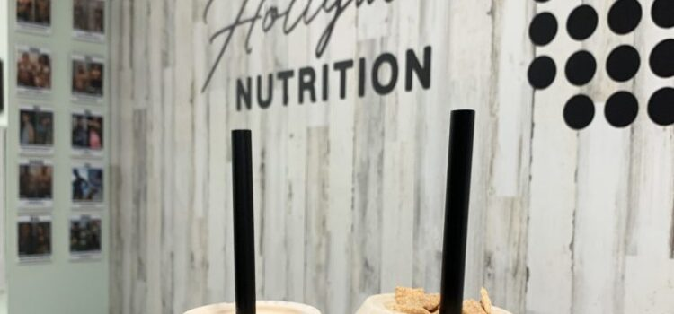 Try a Healthy Shake at Hollywood Nutrition!
