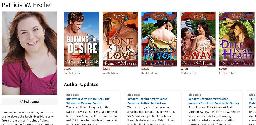 Do You Follow Authors on Amazon?