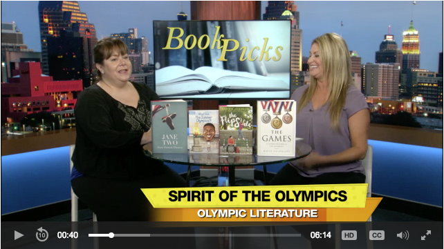 San Antonio Living | Books For Your Olympic Mindset