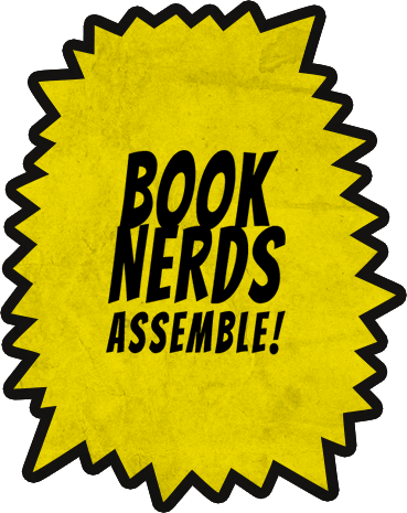 Subscribe to My Geektastic, Book-Loving Newsletter!