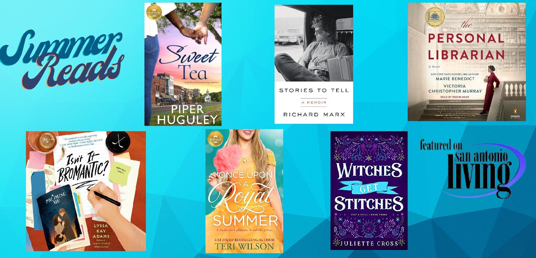 San Antonio Living Summer Book Picks