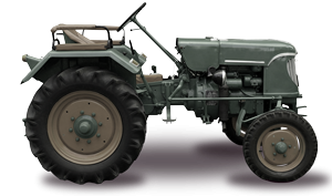 tractor-cutout