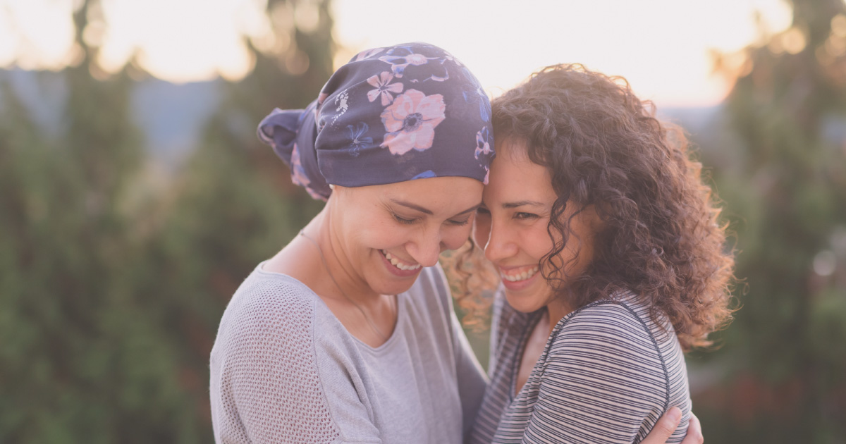 Cooling Cap for Chemo Helps Prevent Hair Loss in Cancer Patients