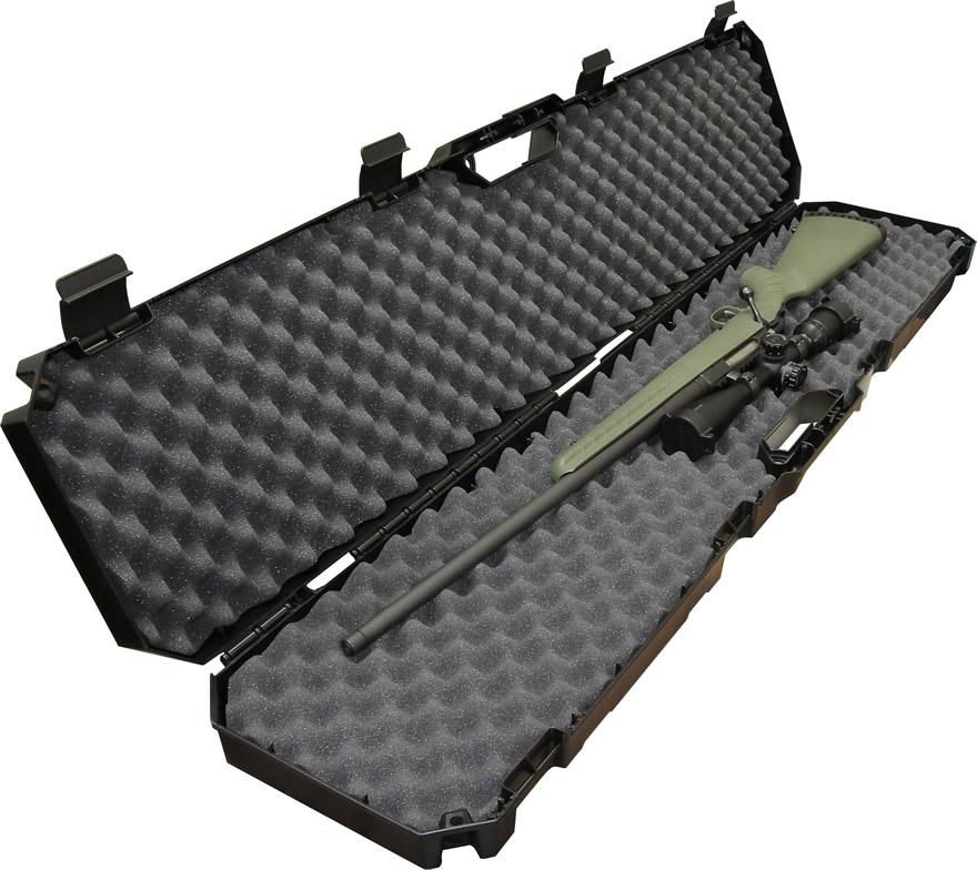 "MTM 51"" Single Scoped Rifle Case"