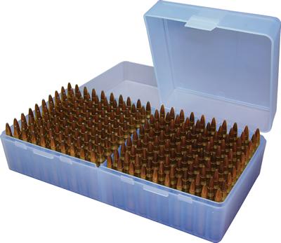 MTM 200rd Small Rifle Ammo Box