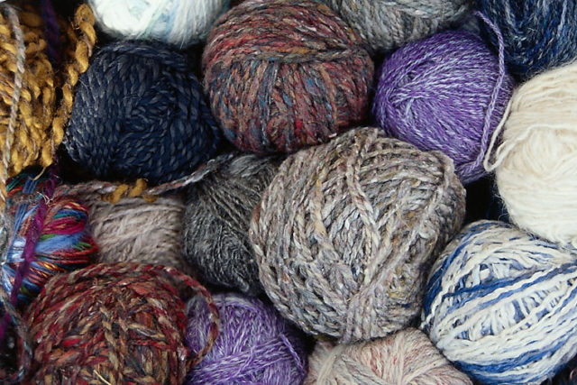 Knitting Changed My Life, Part 1: The Creative