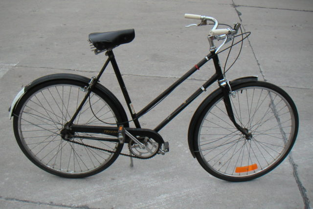 Boomer Rediscoveries: The Bike in the Garage