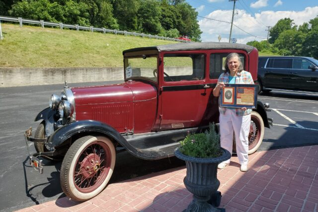 Virginia Road Trip: Neighbors Become Friends