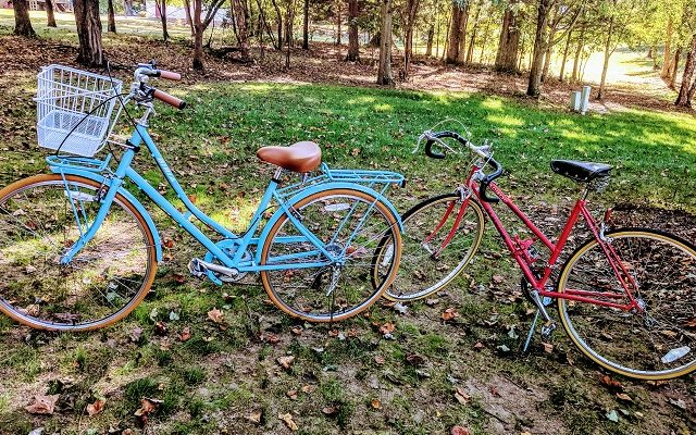 Boomer Rediscoveries: The Bike in the Garage Part 2